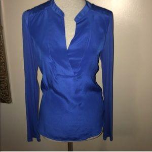 Bcbg max Azria silk blouse